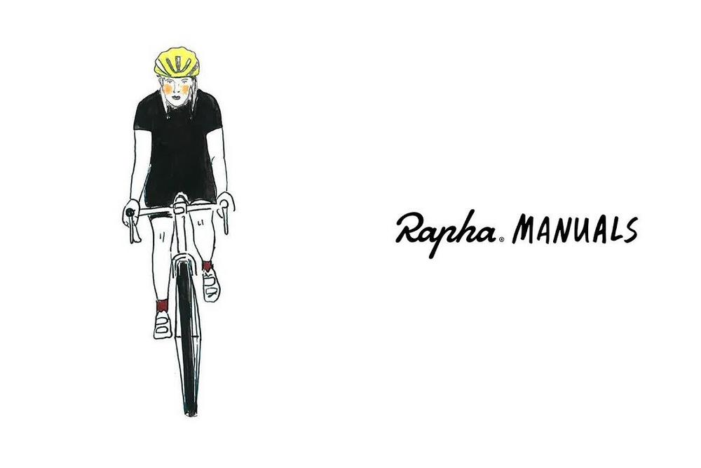 Rapha Manuals: Lost and Free